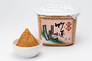 1.粒味噌