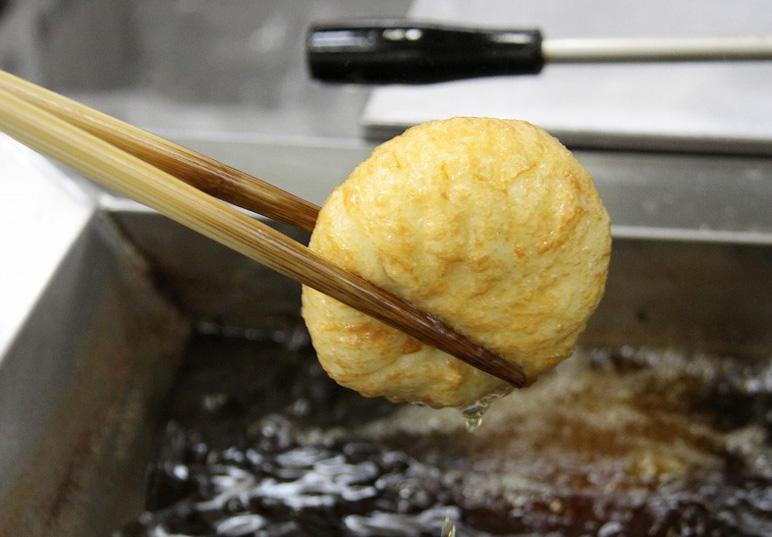 新潟の料亭料理「揚げしんじょう」とは・・・!?