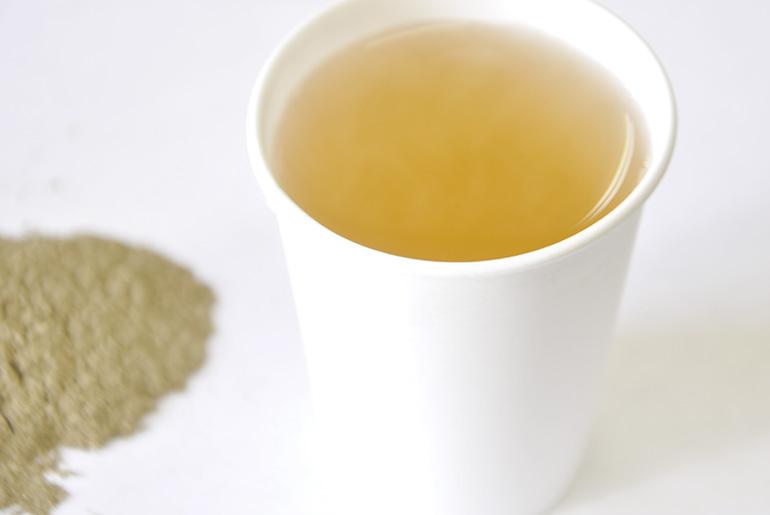 注目の成分「サポニン」を多く含む本物志向の健康茶!