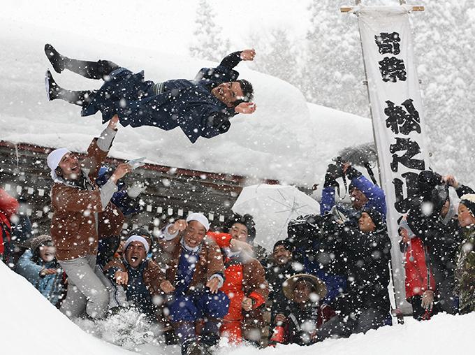 日本有数の豪雪地帯