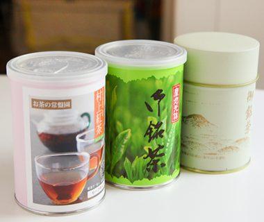 村上茶ギフトセット(煎茶・紅茶)