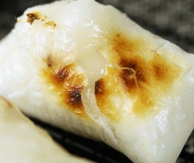 予約注文:徳永農園の杵つき餅(こがねもち)