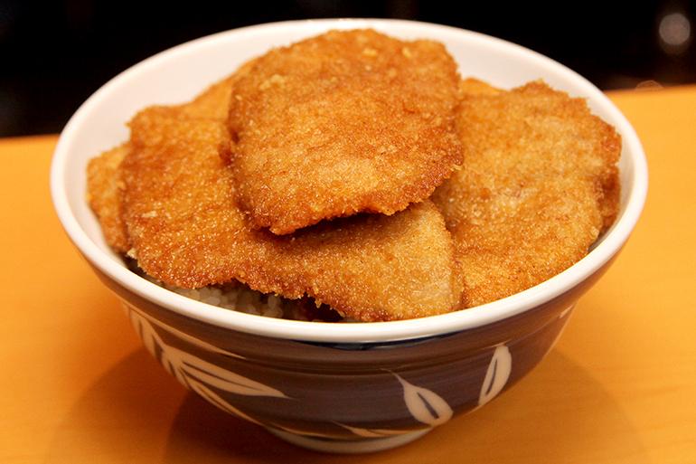 新潟のBグルメ「タレカツ丼」って?