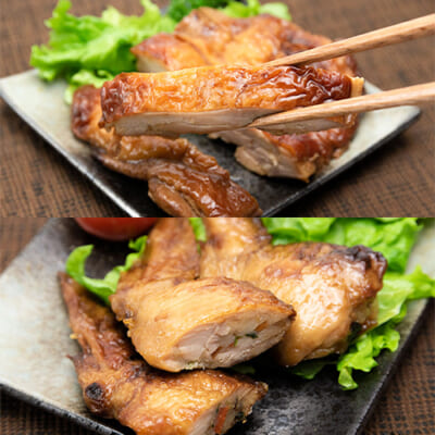 新潟県産鶏の惣菜 2点Eセット