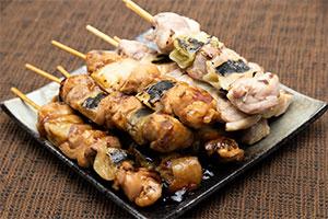 4.串焼き(塩・タレ)