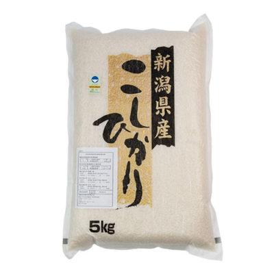 令和2年度米 新発田産コシヒカリ(特別栽培米)