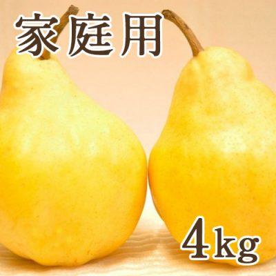 【家庭用】ル・レクチェ4kg