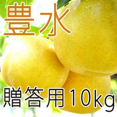 【贈答用】豊水10kg