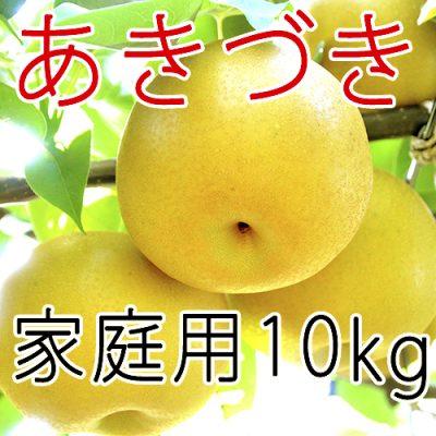 【家庭用】あきづき10kg