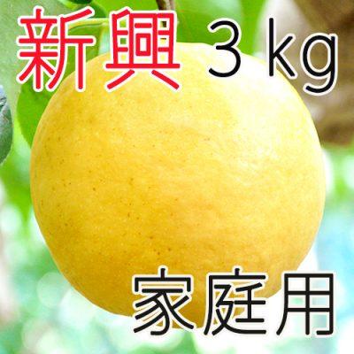 【家庭用】新興3kg