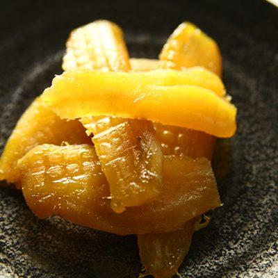蜜がたっぷりとついたしっとり食感