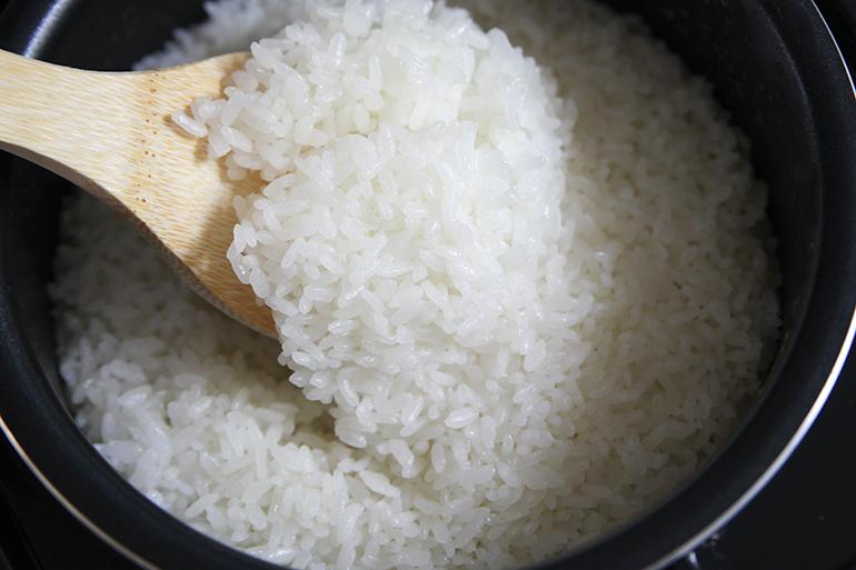 減農薬と無農薬のコシヒカリを米粒の大きさで選別!