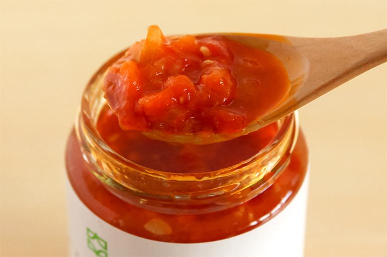 2.トマトソース
