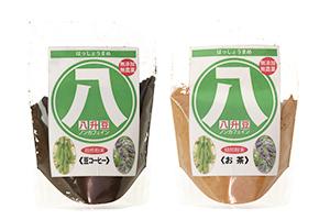 2.パウダータイプ(コーヒー・お茶)