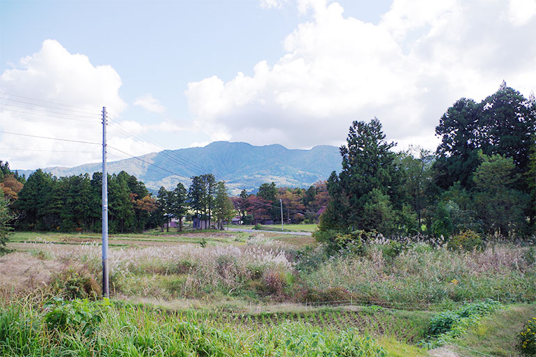 魚沼地区にも引けを取らない米栽培に適した環境