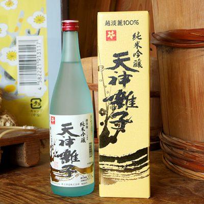 天神囃子 純米吟醸 1.8l(1升)