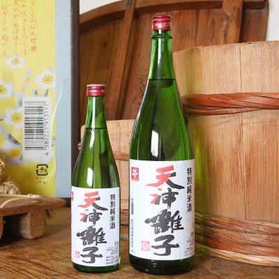 天神囃子 特別純米酒 1.8l(1升)