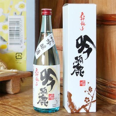 天神囃子 吟麗 吟醸酒 720ml(4合)
