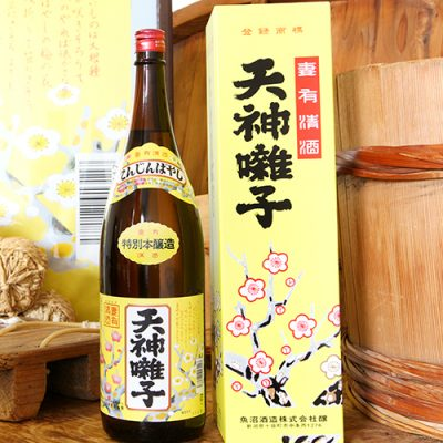 天神囃子 特別本醸造酒 1.8l(1升)