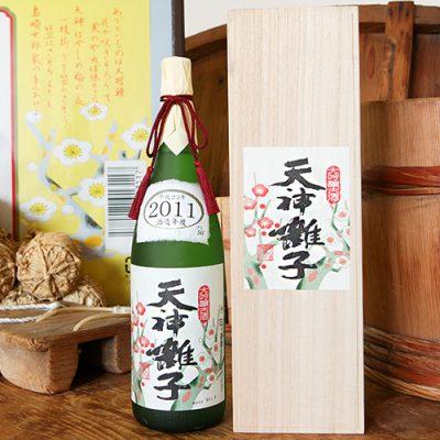 天神囃子 大吟醸 古酒 1.8l(1升)
