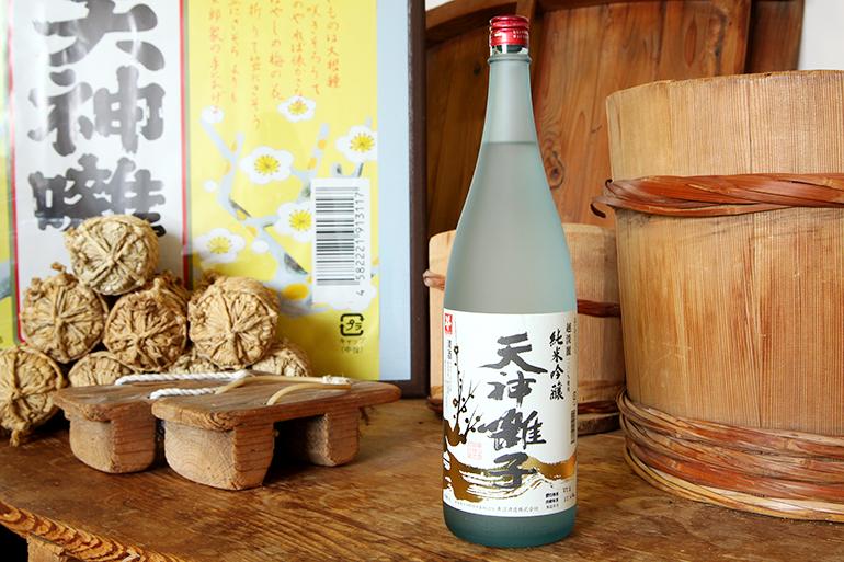 雪国で生まれたフレッシュで旨みのある日本酒