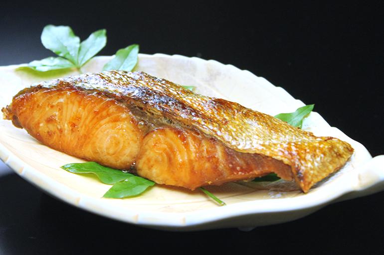 1.「塩引鮭」