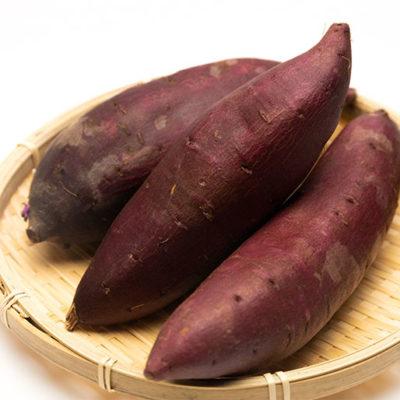 焼き芋にしたときのなめらかな食感が人気の品種