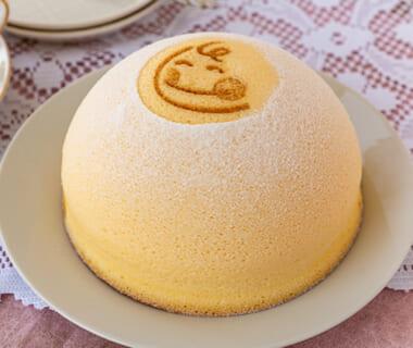スフレチーズケーキ「ぷにょぷにょほっぺ」