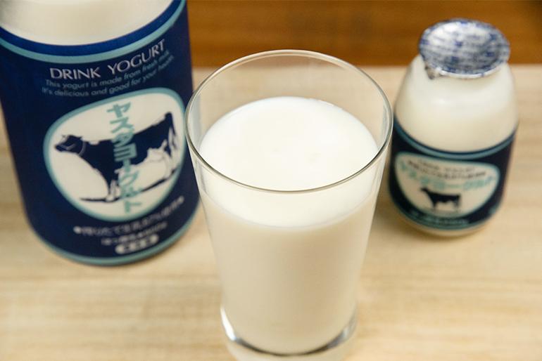 新鮮な生乳にこだわっているから美味しい!
