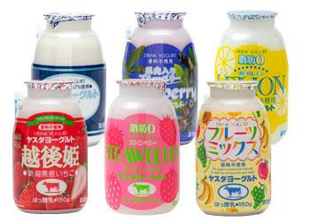5.飲むヨーグルト選べる150g×12本(秋冬限定)