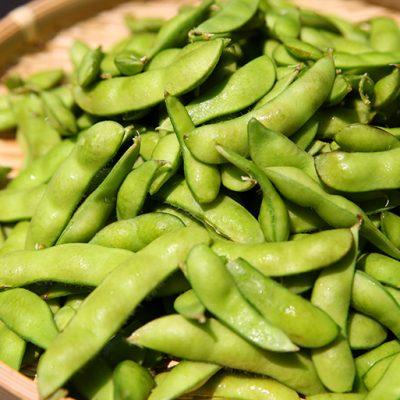 旨味ぎっしり!『矢田営農組合』自慢の枝豆♪