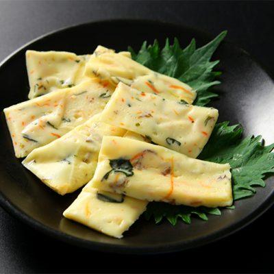 玉子味(野菜入り)
