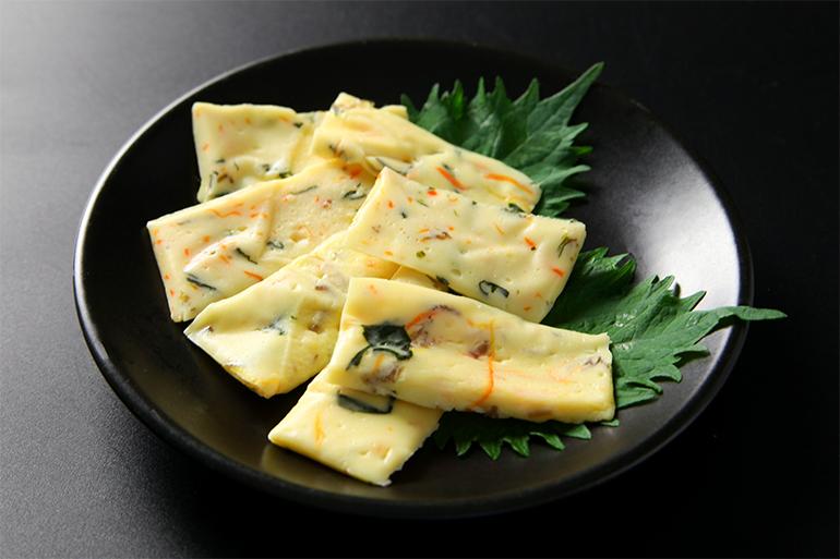 2.玉子味(野菜入り)