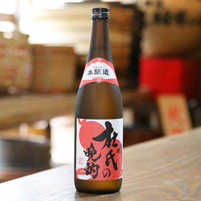 杜氏の晩酌 本醸造 吉乃川 1.8l(1升)