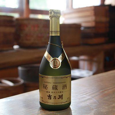 秘蔵酒 吉乃川 720ml(4合)