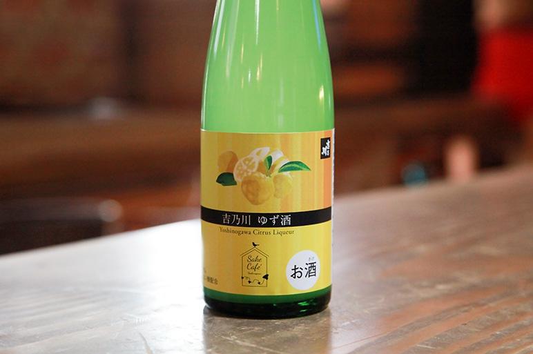 日本酒をもっとおしゃれにカジュアルに