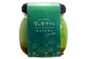 2.雪室抹茶